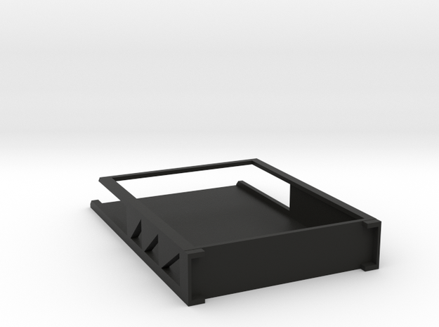 CARD DECK HOLDER in Black Strong & Flexible