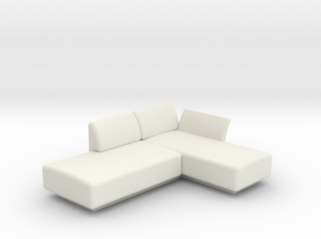 1:48 Modern Sectional Corner Sofa