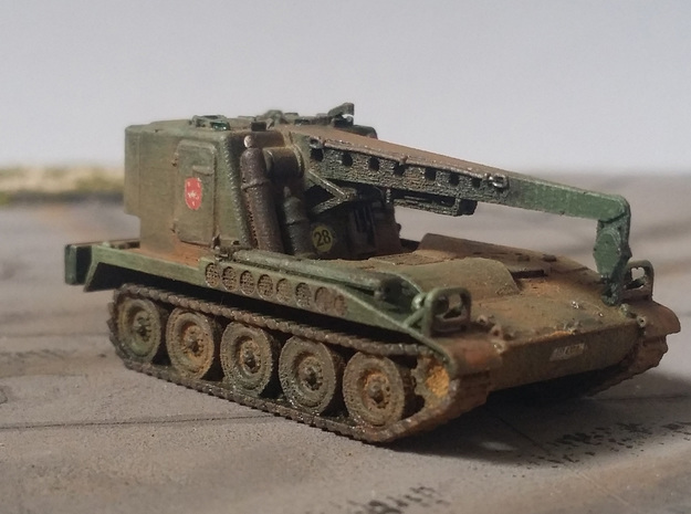 M-578-N in Frosted Extreme Detail
