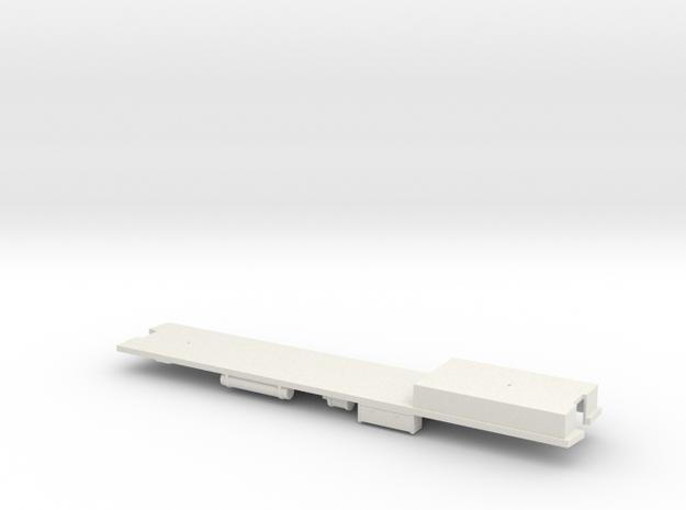 CTA 4000 Series Underbody, Stanton Drive in White Natural Versatile Plastic