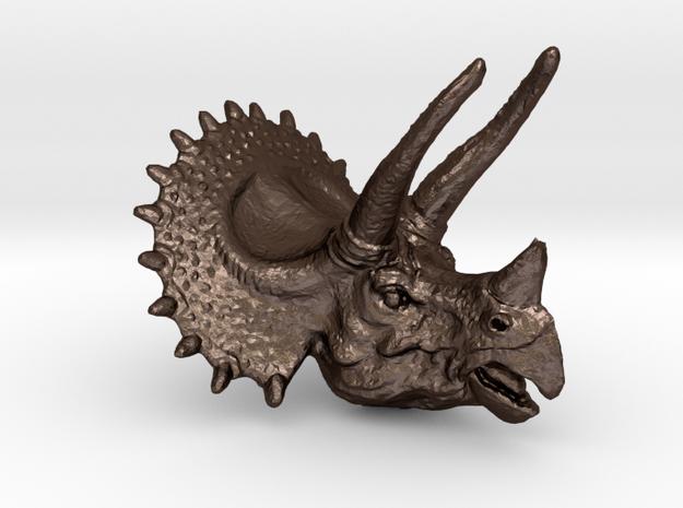 Triceratops Pendant 50mm