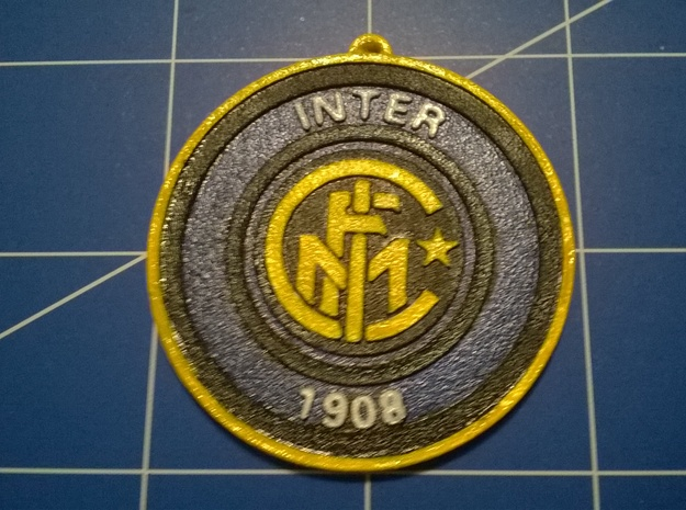 Inter Fc 01 in White Strong & Flexible Polished