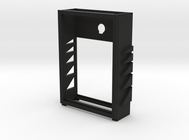 CARD DECK SMALLER in Black Strong & Flexible
