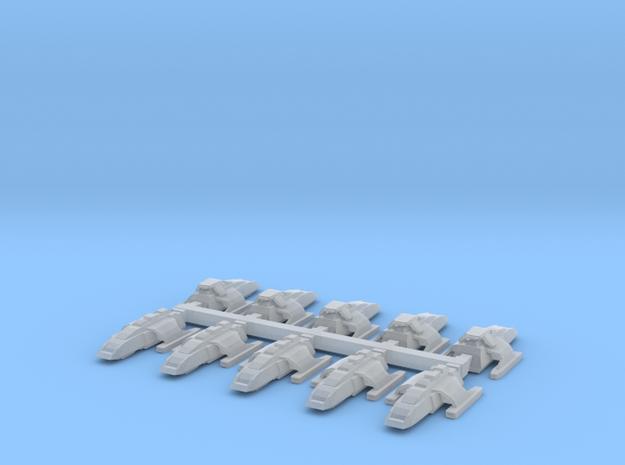 Heavy Shuttle x10 1:2500