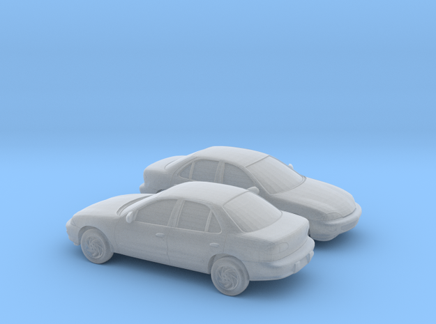 1/160 2X 1999-03 Chevrolet Cavalier Sedan