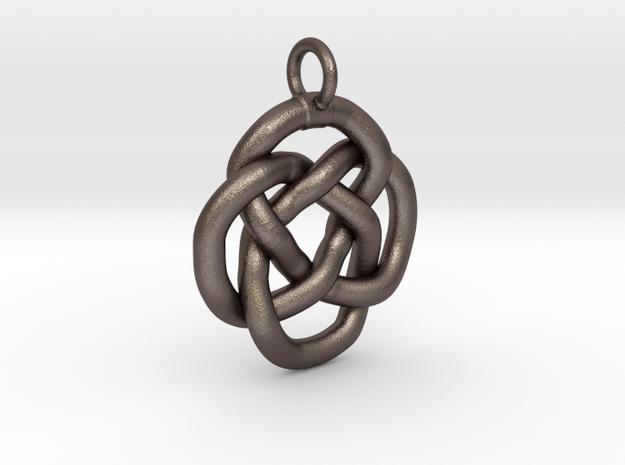 Knot pendant