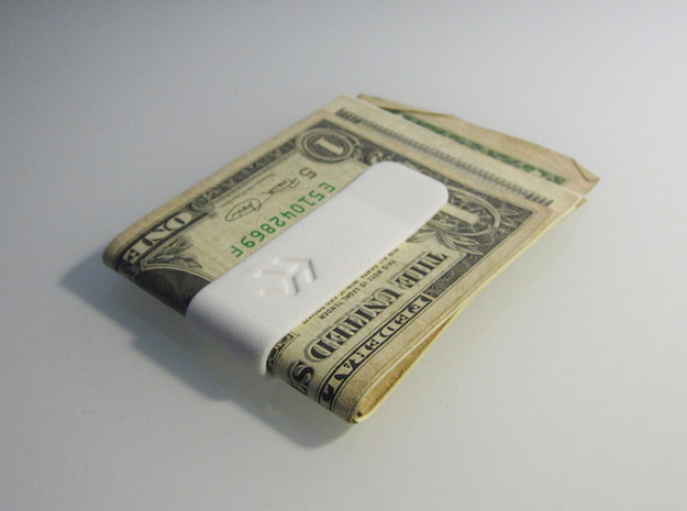 money clip 3d printed