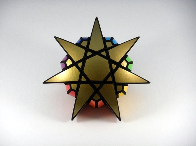Star of The Seven Puzzle