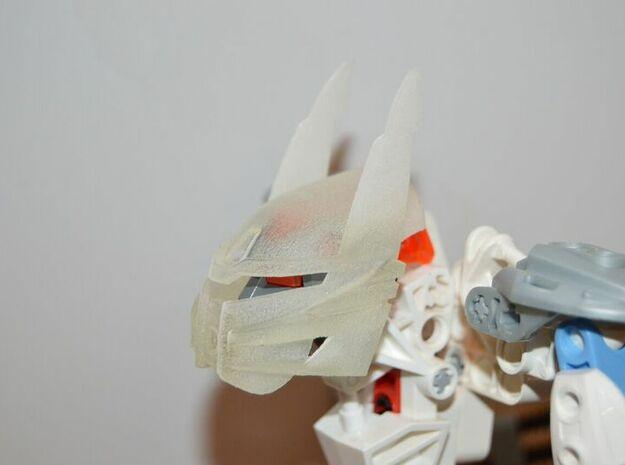 Bionicle Heroes style Kanohi Ignika