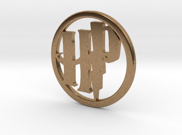 Harry Potter Logo Pendant 3d printed
