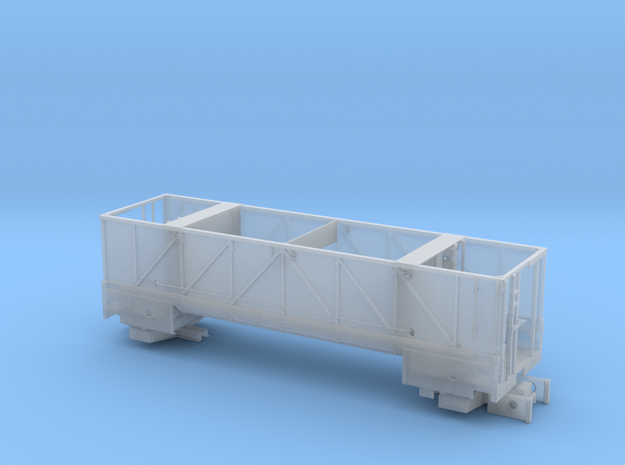SP G-100-19 as delivered HO Scale in Smoothest Fine Detail Plastic