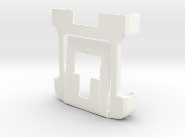 Lifeproof iphone 6 plus wallet / bottle opener att in White Processed Versatile Plastic