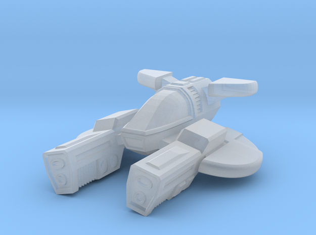 1/270 starfighter - Light Fighter Comet Class
