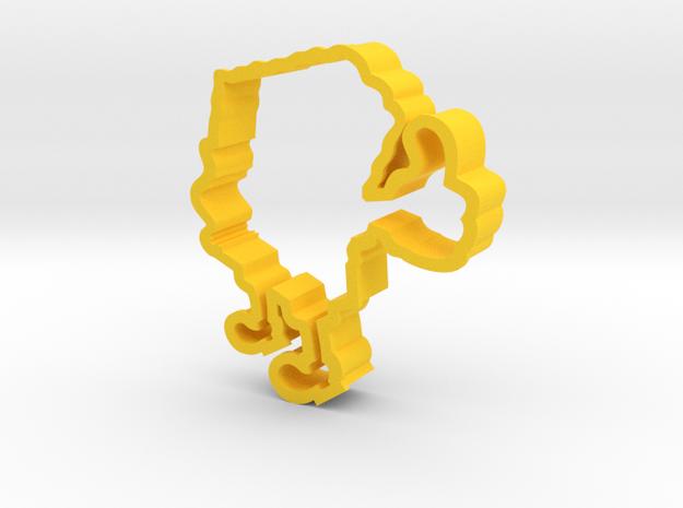 Spongepants Squarebob 3d printed