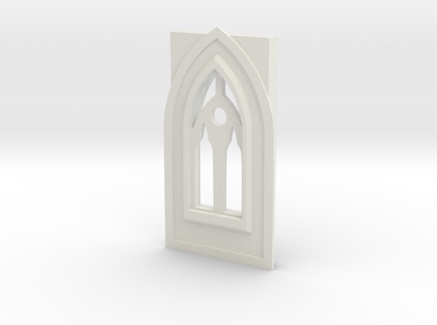 Window type 6 in White Strong & Flexible
