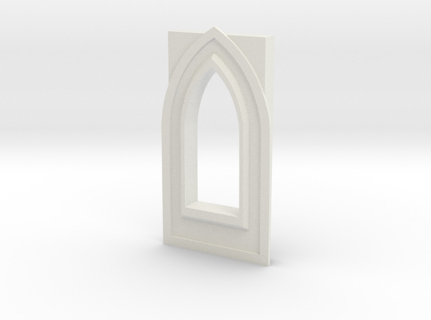 Window type 5 in White Strong & Flexible