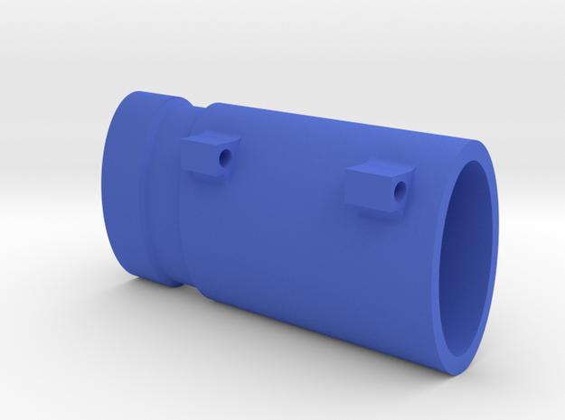 Hemp Wick Lighter in Blue Strong & Flexible Polished