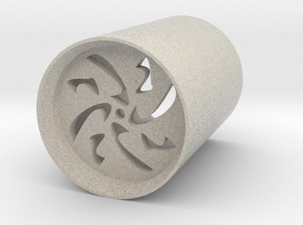 safety blade plug v5 for led lightsabers in Natural Sandstone
