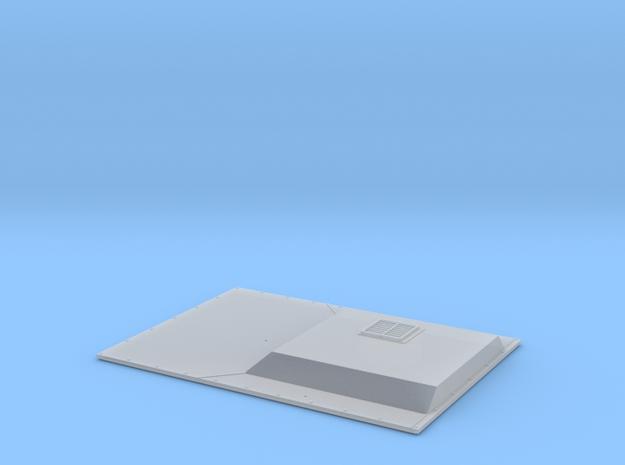 IN0004 GP39-2 P2 Inertial Filter Hatch 1/87.1 in Smoothest Fine Detail Plastic