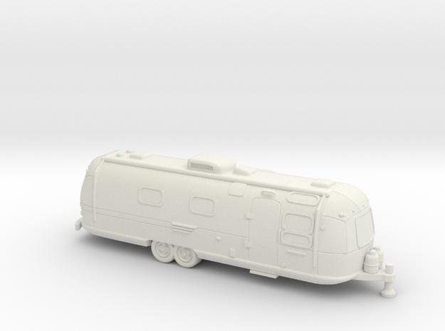 TT Gauge - American Trailer in White Natural Versatile Plastic