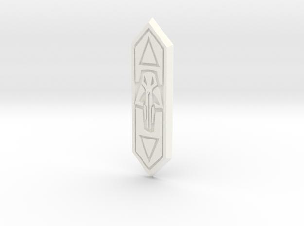Digital Skull Chest Diamond