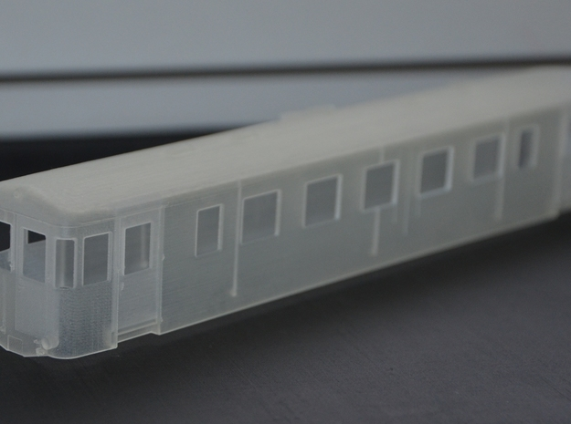 PKP MBxd1 H0e in Frosted Ultra Detail