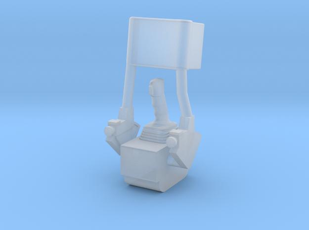 F12F-Folded ATCA Armrest-LMP Side in Frosted Ultra Detail