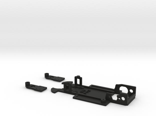 Chasis para 512S deFly in Black Natural Versatile Plastic