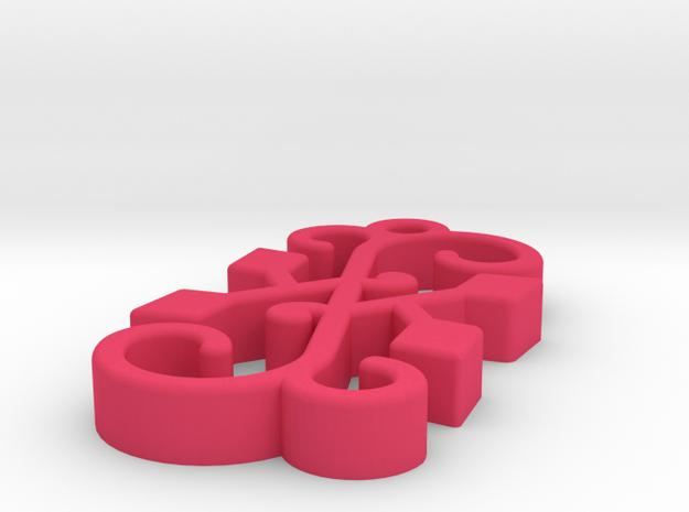 color guard 3d printed