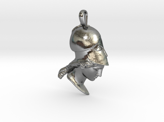 Athena of Velletri, pendant