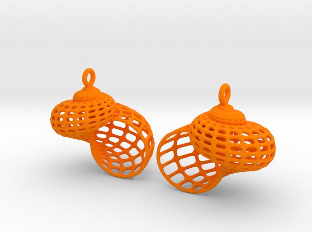 Kai3 Wa in Orange Strong & Flexible Polished