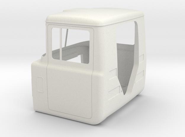 Mack-shell4-Sleeper-prep-1to13 in White Natural Versatile Plastic