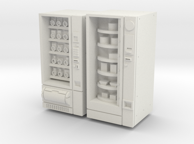 28mm/32mm Snack And Food Vending Machine