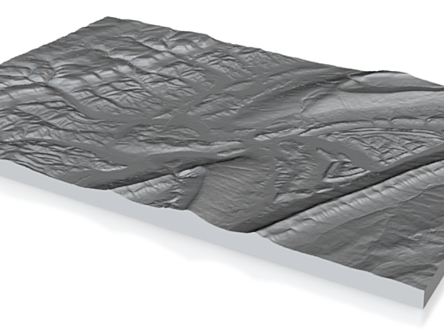 Model of Beryl 3d printed
