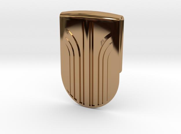030103-5.vSTL in Polished Brass