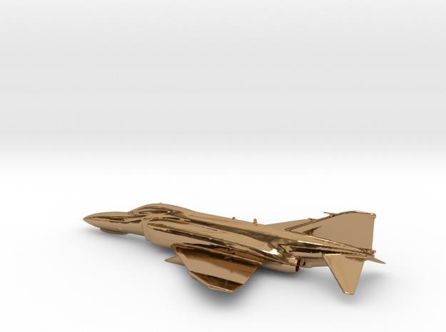 Jet f4 Phantom in Polished Brass