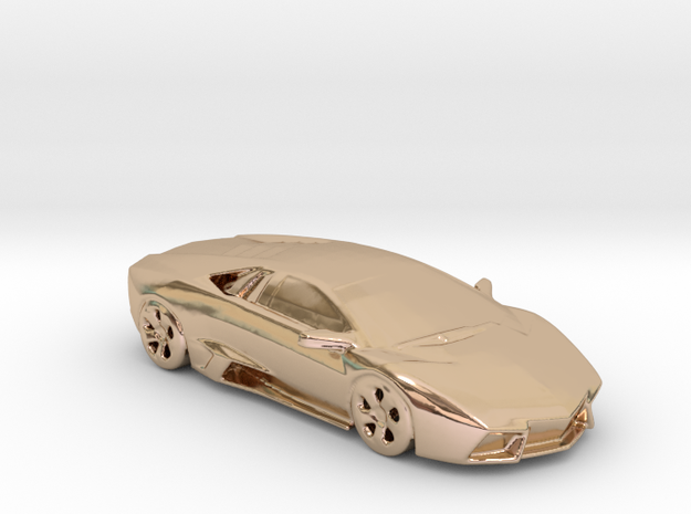 lamborghini gold 100mm