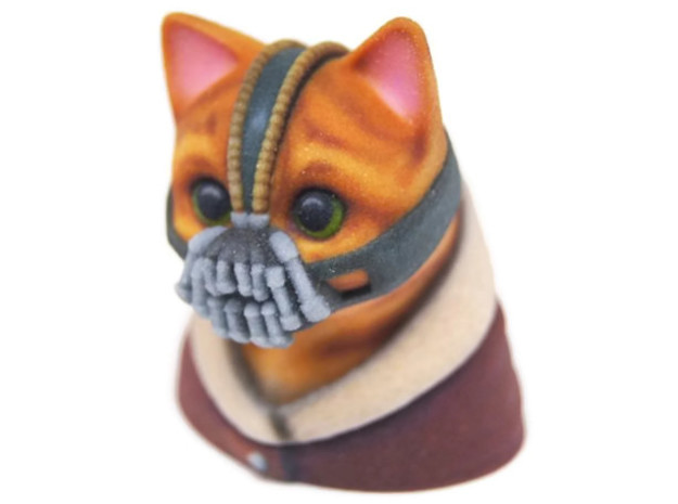Bane Cat in Full Color Sandstone