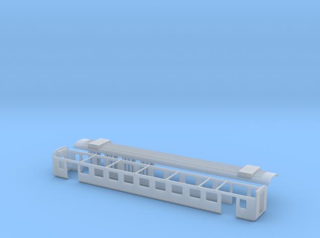 EW III SBB Spur TT 1-120 1/120  1:120 2kl in Smooth Fine Detail Plastic
