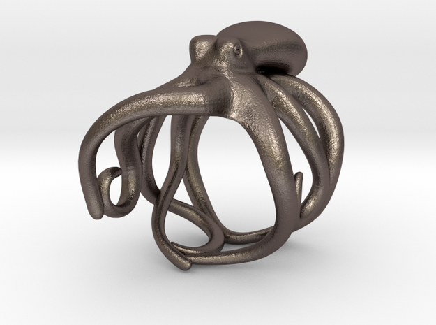 Octopus Ring 21mm