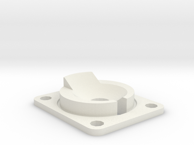 Eject Insert Standard in White Strong & Flexible