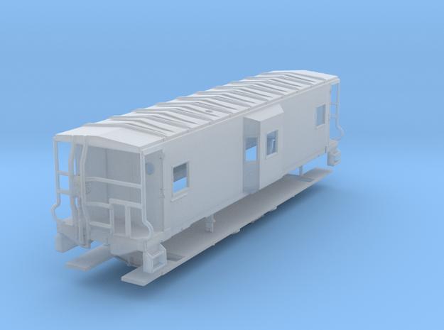 Sou Ry. bay window caboose - Gantt - N scale