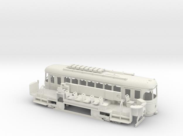 Wien Type L3 Nr.451-487 in White Strong & Flexible