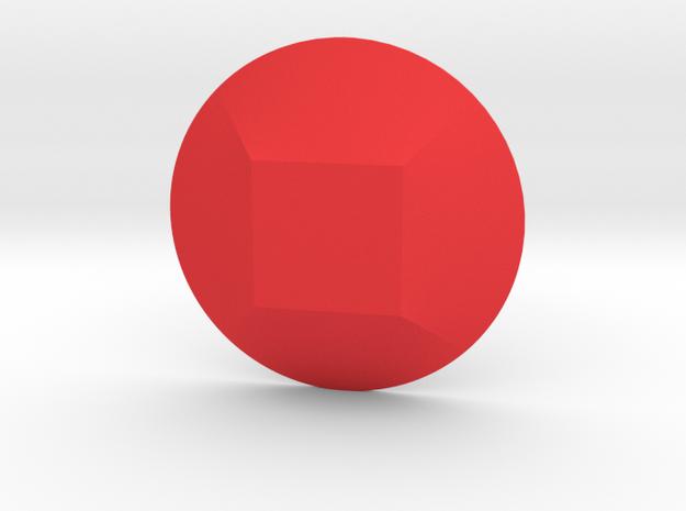 Steven Universe - Gem - Ruby in Red Processed Versatile Plastic