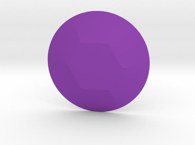Steven Universe - Gem - Amethyst in Purple Processed Versatile Plastic