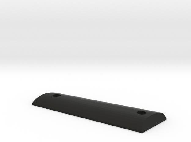 Custom 1911 Grip- Left Side in Black Strong & Flexible