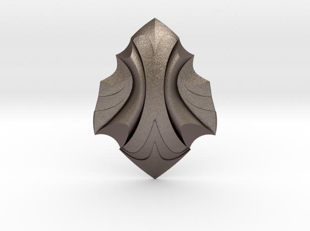 Auriel's Shield Pendant 3d printed