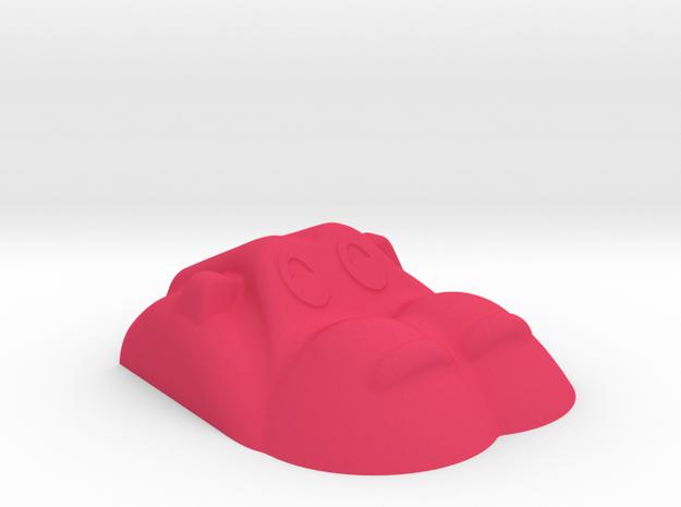 014_art in Pink Processed Versatile Plastic