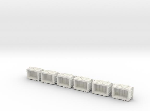 A-1-160-wdlr-a-class-open-2c-x6 in White Natural Versatile Plastic