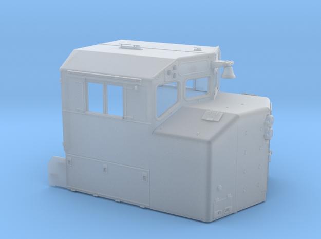 "CB0016 CN SD40-2W REBUILT ""B"" 1/87.1 in Smoothest Fine Detail Plastic"